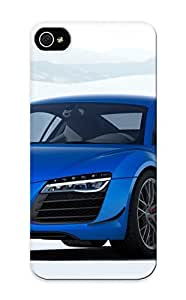 Lauriestroup Case Cover For Iphone 5/5s - Retailer Packaging 2014 Audi R8 V10 Coupe Protective Case