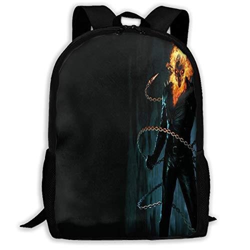 Mochila gigante con cierre de pescado para escuela, mochila de viaje, bolsa de gimnasio para hombre y mujer, Color3, 11 x 17...