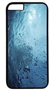 Environmental Sustainability Water Design Case for iPhone 6 PC Black by Cases & Mousepads
