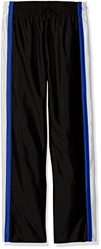 Athletic Boys Pants (The Children's Place Big Boys' Dazzle Active Pant, Black, L)