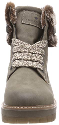 Beige Ankle Tailor Mud Tom 00021 5890002 Women's Boots wBX44qTv