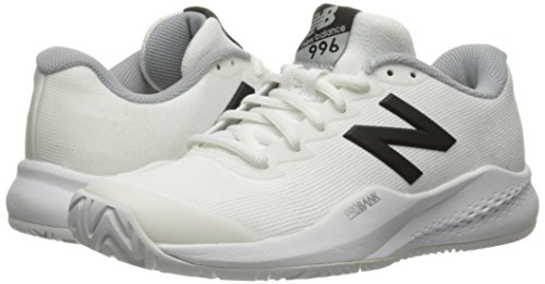 NEW BALANCE WC996 B – WB3 White/Black