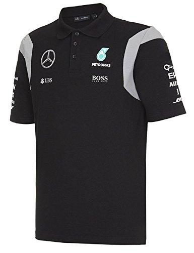 Mercedes-Benz - Polo - para hombre Negro negro Talla:mediano ...