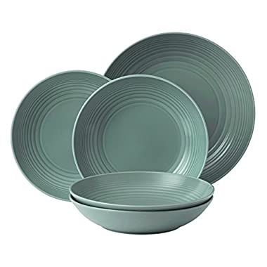 Royal Doulton Gordon Ramsay Maze 5-Piece Pasta Set, Grey