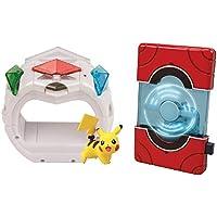 Pokemon Exclusive 2 Pcs. Pokedex & Z-Ring Combo Playset