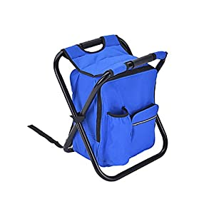 Tinghan Backpack Cooler Bag Chair Portable