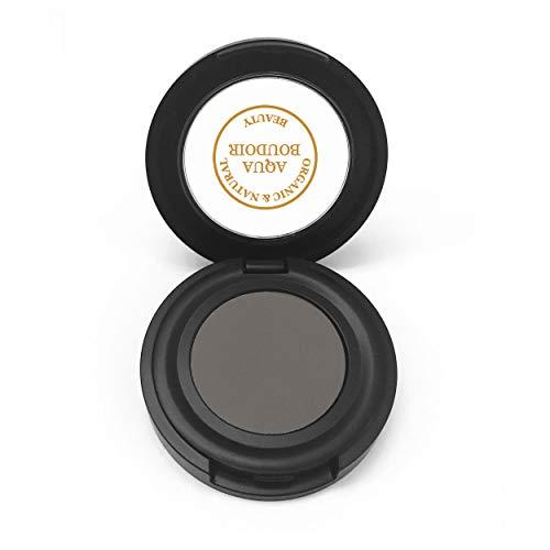 Aqua Boudoir Natural Organic Brow Powder, Non-GMO Gluten-Free Vegan Brows Eyebrow Makeup Powder Concealer - color 225