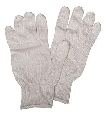 Condor 4t497 guante, forro de verano, algodón/poliéster, blanco, PR: Amazon.es: Amazon.es