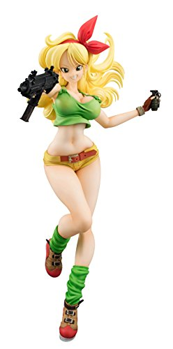 Megahouse Dragon Ball Gals Lunch Blonde Version Figure