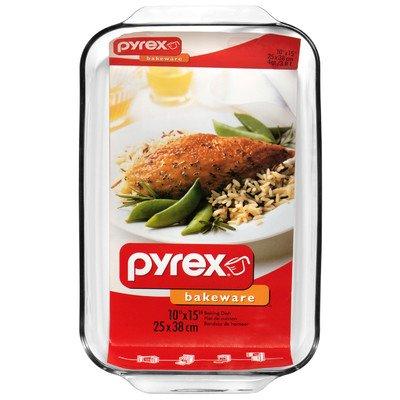Pyrex 6001040 Rectangular Baking Dish