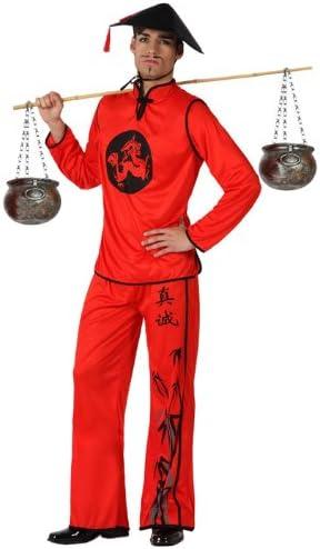 Atosa - Disfraz de chino para hombre, talla M/L (15281): Amazon.es ...