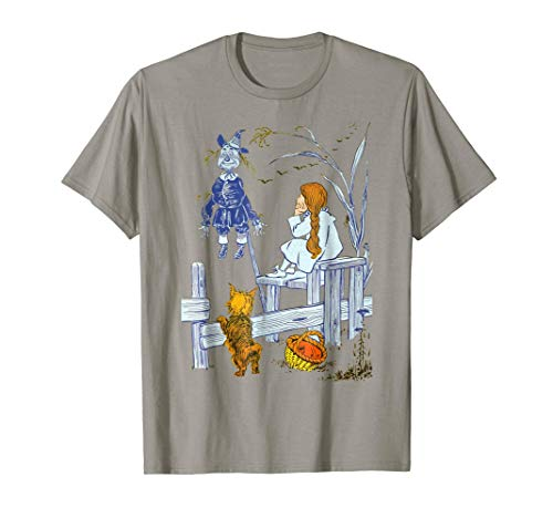 Classic Scarecrow T-shirt - Toto Wizard of Oz