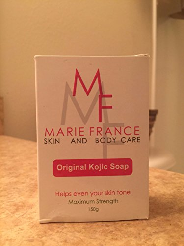 Marie France Professional Strength Kojic Soap 150g by Marie France Skin and Body Care (Image #4)