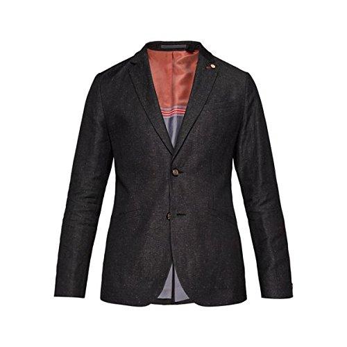 テッドベーカー メンズ ジャケット&ブルゾン Hayward Diamond Dobby Jacket [並行輸入品] B07BF3S7DB Small