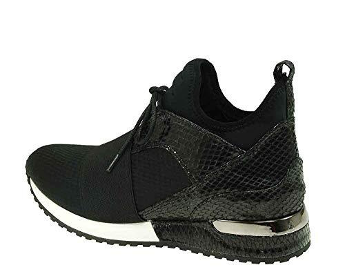 La Black Sneaker Strada La Strada 8nOHpZw