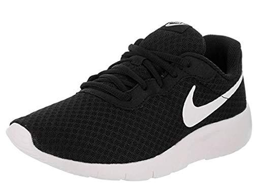Nike Kids Tanjun (GS) Running Shoe Black/White/White -
