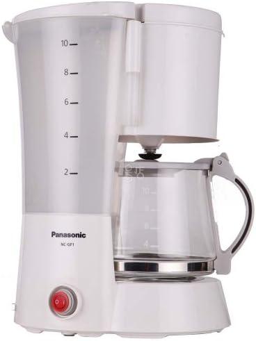 Panasonic NC-GF1 10-Cup Coffee Maker, 220-volt Not for USA