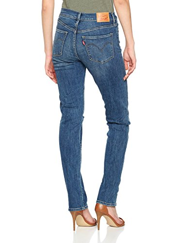 Levi's Vaquero 312 Shaping Slim Denim Oscuro W28L34