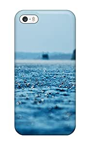 AiIfuZj353cKaIg Stacie Thomas Cash Awesome Case Cover Compatible With Iphone 5/5s - Blue Photography
