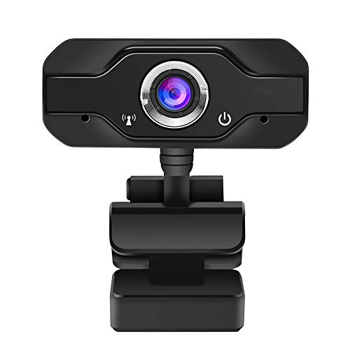 Paradesour L68 HD Mini Webcam duradera comoda camara de transmision en vivo con microfono digital USB grabadora de video