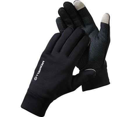 Merrell Women's Grip Glove, Black, Small/Medium