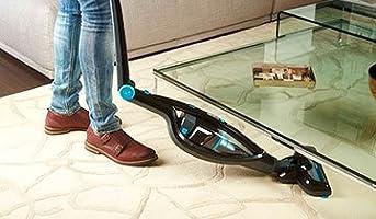 Polti sr18.5 Forzaspira escoba eléctrica recargable sin saco color ...