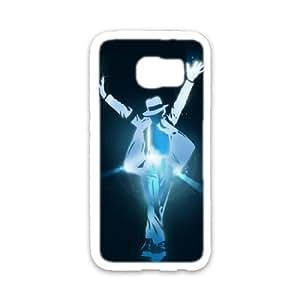 Fashionable Case Michael Jackson for Samsung Galaxy S6 WASXO8474681
