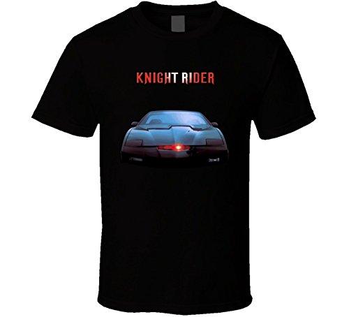 Kitt Knight Rider T Shirt for Men - S to XL
