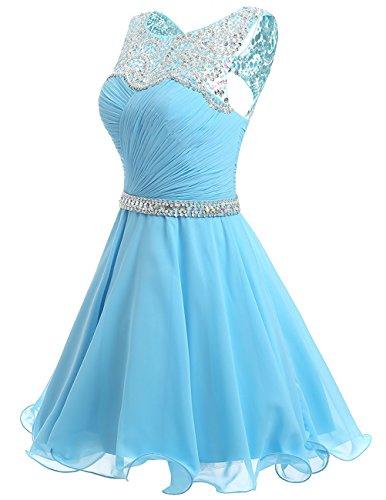 Vestido para Topkleider Lilac mujer trapecio 7wnS6