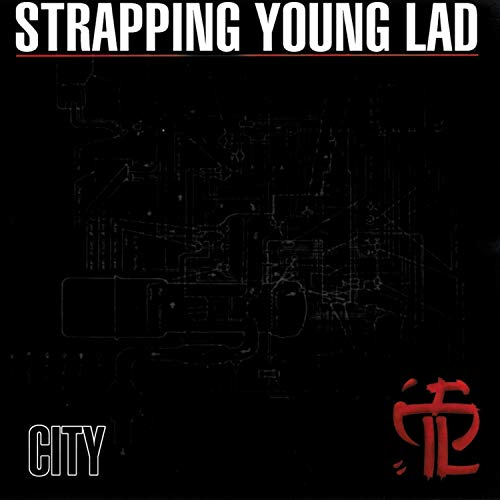 City (Re-Issue + Bonus) (City Young Strapping Lad)