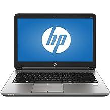 "Refurbished HP ProBook 640 G1 14"" Notebook PC - Intel Core i5-4300M @ 2.6GHz, 8GB RAM, 320GB HDD, Windows 10 Professional"
