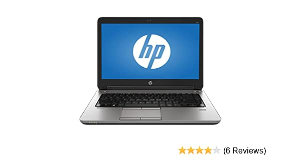 Amazon.com: HP ProBook 640 G1 14in Notebook PC - Intel Core i5-4300M 2.6GHz 8GB 320GB HDD Windows 10 Professional (Renewed): Computers & Accessories
