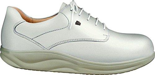 Scarpe Finnamic Pretoria bianco–misura 31/2