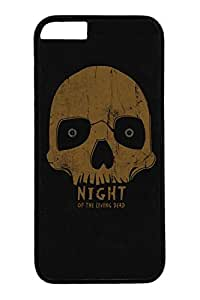 iPhone 6 Plus Case, Customized Slim Protective Hard PC Black Case Cover for Apple iPhone 6 Plus(5.5 inch)- Halloween 07