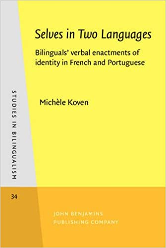 The handbook of portuguese linguistics by w leo wetzels sergio selves in two languages bilinguals verbal enactments of identity in french and portuguese fandeluxe Images