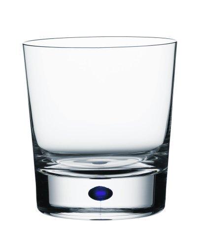 Orrefors 6257441 Intermezzo Double Old Fashioned Drinkware, Blue