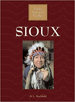 Book Sioux (Native American Peoples)