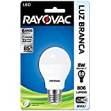 Lâmpada LED, Spectrum, A55LED806B-BRA, 8 W, Luz Branca, A55