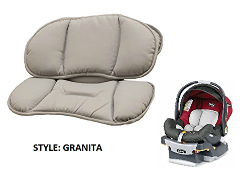 Replacement Infant Head and Body Insert for KeyFit & KeyFit 30 Car Seat – PICK 1 , GRANITA