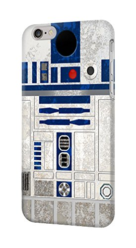 E2534 Vintage R2D2 Minimalist Case Cover Custodia per IPHONE 6S PLUS