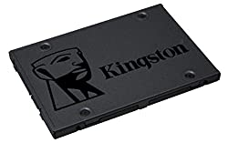 Kingston Digital, Inc. 120GB A400 SATA 3 2.5 Solid State Drive SA400S37/120G 2.5
