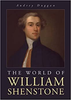 Book The World of William Shenstone by Audrey Duggan (2004-11-06)