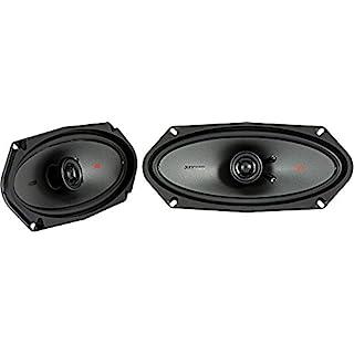 Sale Kicker KSC41004 KSC4100 4x10 Coax Speakers with .5' tweeters 4-Ohm