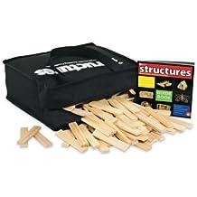 KEVA Structures 400 Plank Set