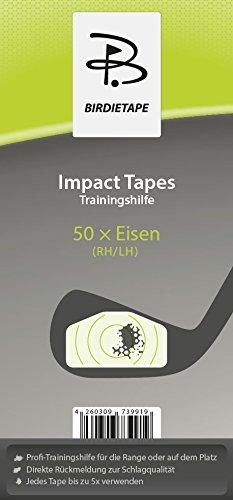 Birdietape 50 universelle Eisen-Tapes (RH/LH): Amazon.es: Deportes y aire libre