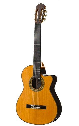 Ramirez 4NCWE Acoustic Electric Classical Guitar
