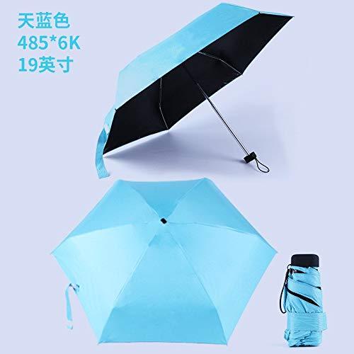 5a2fe8b09c6d Amazon.com: Mini Parasol - Portable Men 39 S Umbrella Mini Pocket ...
