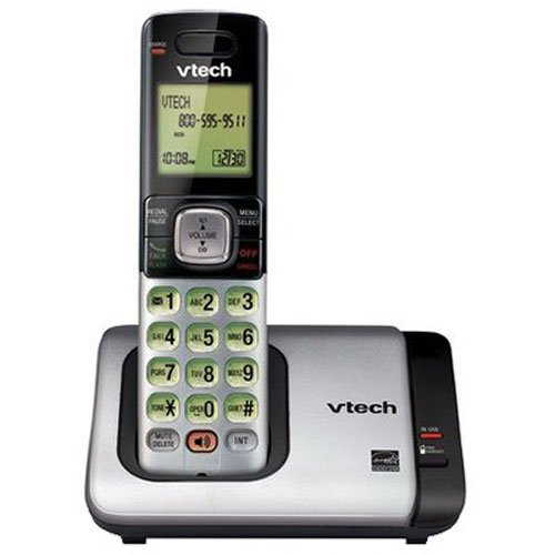 VTech CS6719 Cordless Phone with Caller ID/Call - One Line Portable Phone