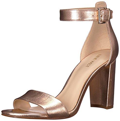 Image of Nine West Women's Nora Metallic Dress Sandal