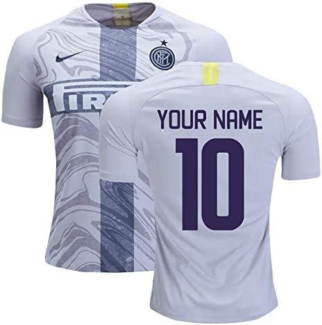 UKSoccershop Camiseta de fútbol de Inter Milan Third Nike 2018 ...